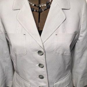 LOFT lined jacket